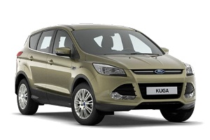 About Ford Kuga